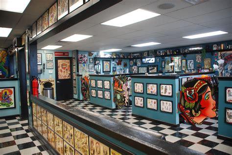 Tattoo Studio Interior On Pinterest  Tattoo Shop Decor