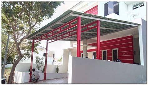 gambar baja ringan galvalum atap metal plafon desain rumah