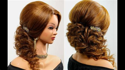 Hair Style Prom Wedding Hairstyle For Long Hair Tutorial Youtube How To Cut Short Layered Haircuts Crochet Braids With Kanekalon Hair Straight Hairstyles For Long A Wedding Party Make Rough Silky Guys Get Natural Wavy Best Size Curling Iron Fine Scene Way Dye Blonde Brown At Home