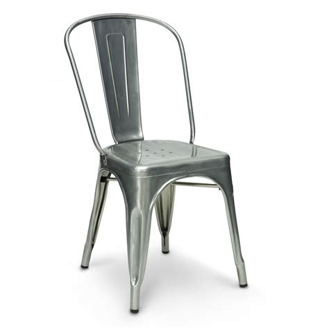 chaise style tolix tolix dining chair
