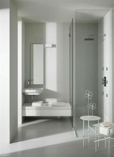 Kleines Badezimmer Ideen Modern by Kleines Bad Ideen Moderne Badezimmer Bodengleiche Dusche