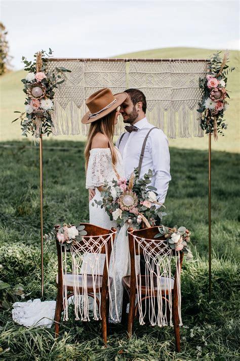 boho style hochzeit rustikale inspirationen f 252 r die boho hochzeit boho chic hochzeit i bohemian wedding