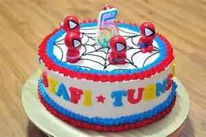 Spiderman, Cakes, U2013, Decoration, Ideas