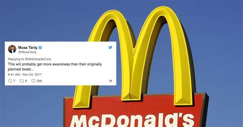 Mcdonald's Just Posted The Ultimate Black Friday Twitter Fail
