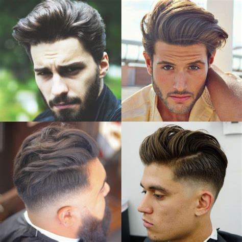 Textured Modern Quiff   Men's Hairstyles   Haircuts 2018
