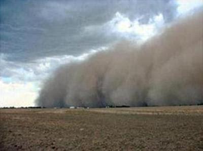 soil erosion caused  wind