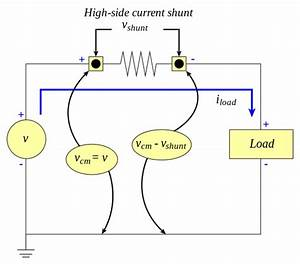 File High Side Current Shunt Diagram Svg