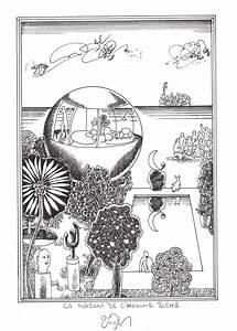 Maison De Riche : drawing of the day frank eric zeidler page 3 ~ Melissatoandfro.com Idées de Décoration