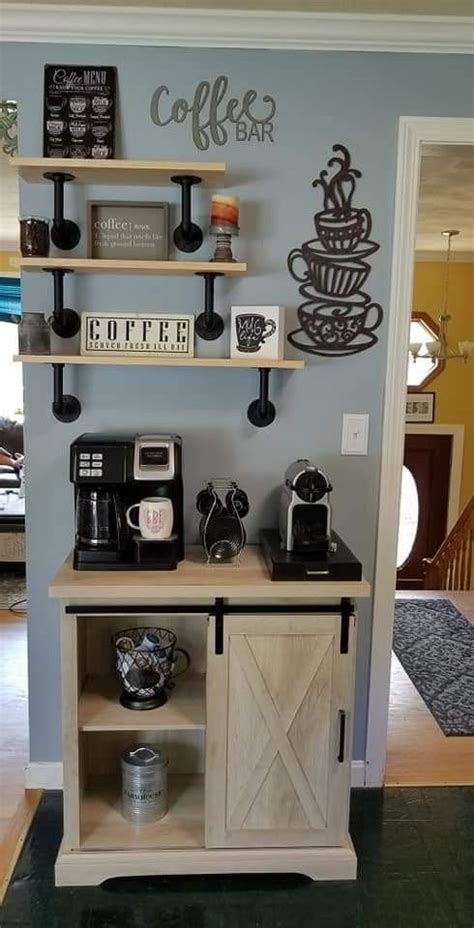But hobby lobby did participate in and perpetuate the same market from which isis profits. Coffee bar in 2020 | Hobby lobby decor, Industrial shelving, Decor