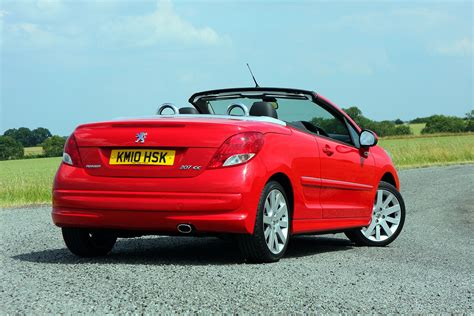 Peugeot 207 Review by Peugeot 207 Cc Review 2007 2014 Parkers