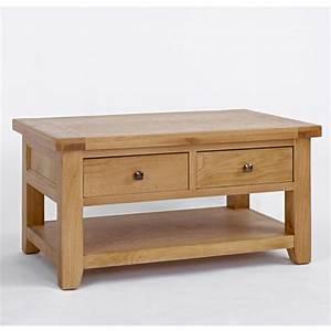 classic oklahoma coffee table with deep dovetail drawers With coffee tables with drawers cheap