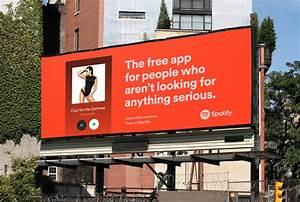 brandchannel: 'Free' Love: Spotify Promotes Revamped App ...