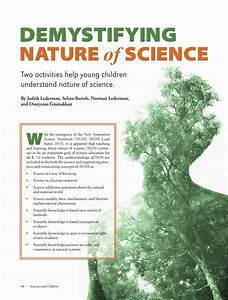 Pdf  Demystifying Nature Of Science
