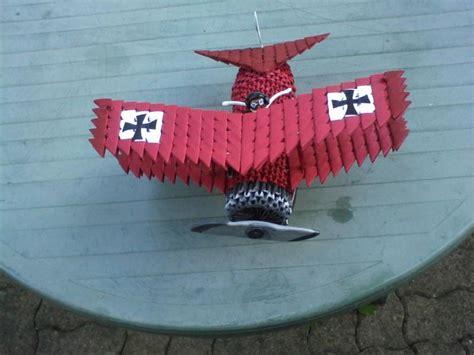 cr 233 ation avions en origami 3d en pate fimo pour le pilote