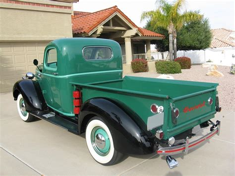 1939 Chevrolet 1/2 Ton Pickup