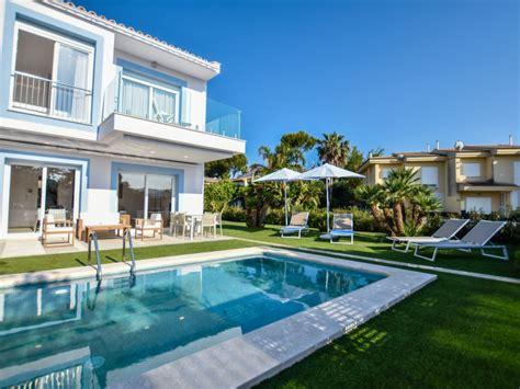 Haus Mieten Am Meer Spanien by House Villa Lago 4 In Port D Alc 250 Dia Es8356