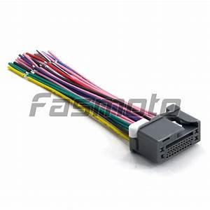 Honda City  U0026 39 09    Accord  U0026 39 09    Jazz  U0026 39 08 Car Stereo Wiring