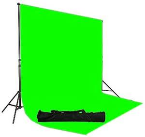 Green Screen Stand chromakey green screen kit 800w photo video lighting kit