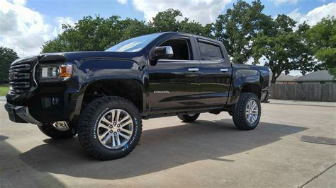 Colorado With A Duramax by 2016 Gmc Duramax With A 4 Quot Country Lift Kit
