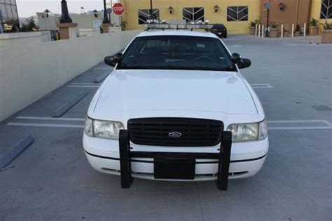 find   ford crown vic p police interceptor