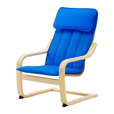 po 196 ng coussin pour fauteuil enfant alm 229 s bleu ikea