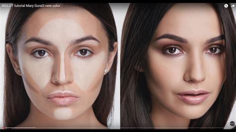 Скульптурирование лица. фото пошагово макияж сухими корректорами тенями. как правильно сделать схема для квадратного треугольного овального.