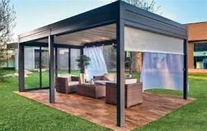 Couverture De Terrasse : am nagement d coration couverture terrasse 1000 ~ Edinachiropracticcenter.com Idées de Décoration
