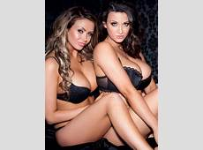 Leah Francis y Joey Fisher Topless revista Chilanga Surf