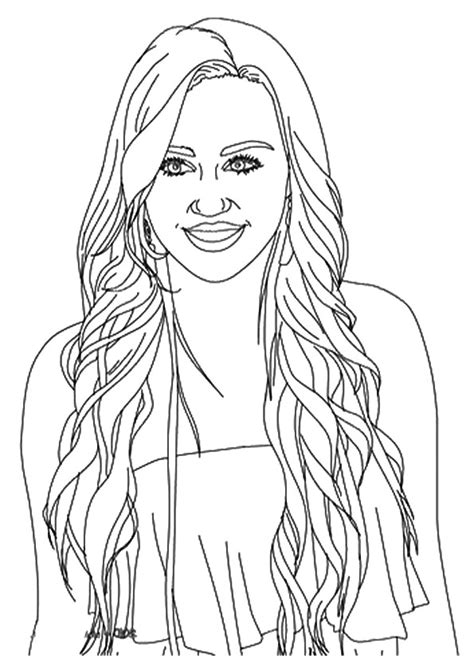 hannah montana coloring pages books    printable