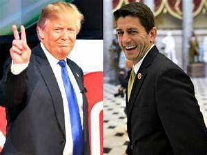 Team Ryan on Trump Endorsement: The Speaker 'Appreciates ...