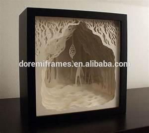Cadre Photo Profond : 3d en bois profond verre ombre cadre de la bo te gros cadre id de produit 60367684251 french ~ Teatrodelosmanantiales.com Idées de Décoration