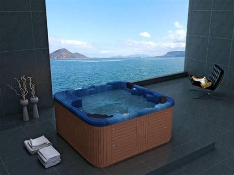 Whirlpool Für Außenbereich by Outdoor Whirlpool Tub Troja Spa Mit 40 D 252 Sen