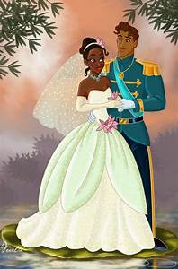 TIANA AND NAVEEN by *FERNL on deviantART | Disney's ...