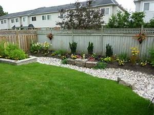 Backyard, Landscaping, Ideas, With, Fencing, U2013, Wilson, Rose, Garden