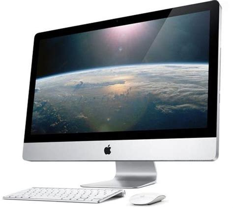 ordinateur de bureau mac apple imac ordinateur de bureau 27 quot intel i5