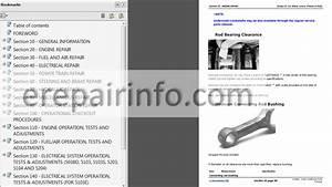 Jd 5103 5103s 5203 Technical Repair Manual Tm2041
