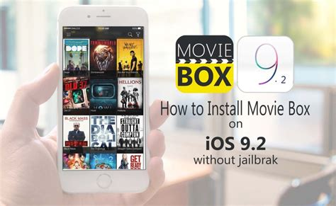 moviebox iphone how to install box on ios 9 2 9 2 1 iphone