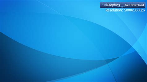 blue abstract background psdgraphics