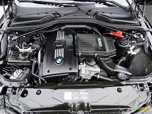 2008 Bmw 5 Series 535i Sedan 3 0l Twin Turbocharged Dohc 24v Vvt Inline 6 Cylinder Engine Photo