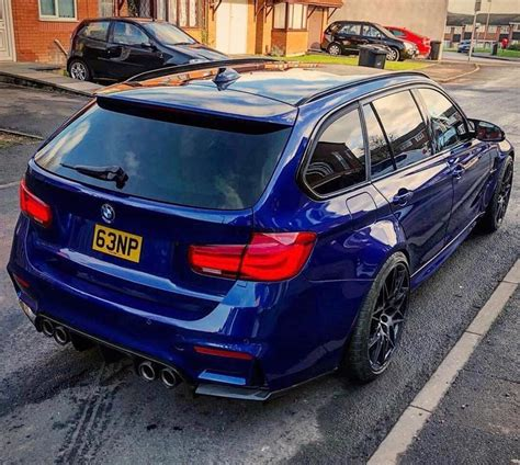 F31 BMW M3 Touring Exists, and It Looks Awesome ...