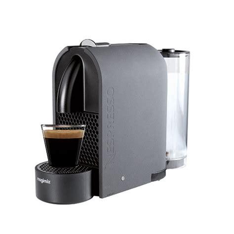 Magimix U Nespresso by Nespresso U Coffee Machine From Magimix Coffee Machines