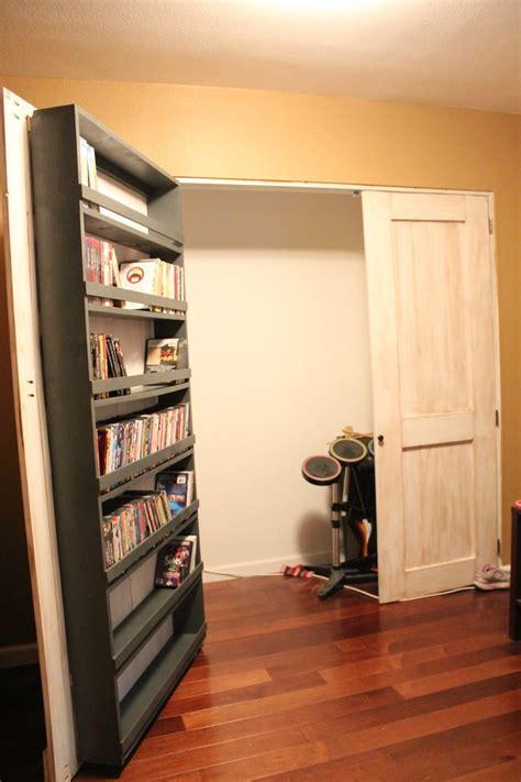 ana white closet door  dvd storage diy projects