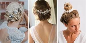 Accessoires Cheveux Courts : accessoires cheveux pour r ussir votre coiffure de mari e 23 id es ~ Preciouscoupons.com Idées de Décoration