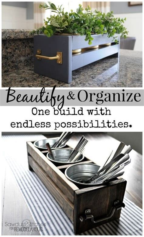 build  organizer  hold  ikea tin buckets