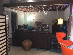 paint color for teen basement hangout With cool basement ideas for teenagers