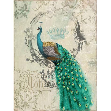 yosemite home decor peacock poise ii wall art
