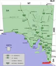 Port Lincoln Australia Map