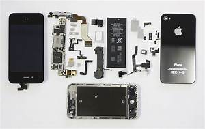 Iphone 4 Screen Replacement Diagram  Iphone  Free Engine Image For User Manual Download