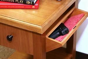 Merric Millwork Owner Launches Hidden Drawer Furniture