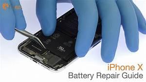 Iphone X Battery Repair Guide - Fixez Com